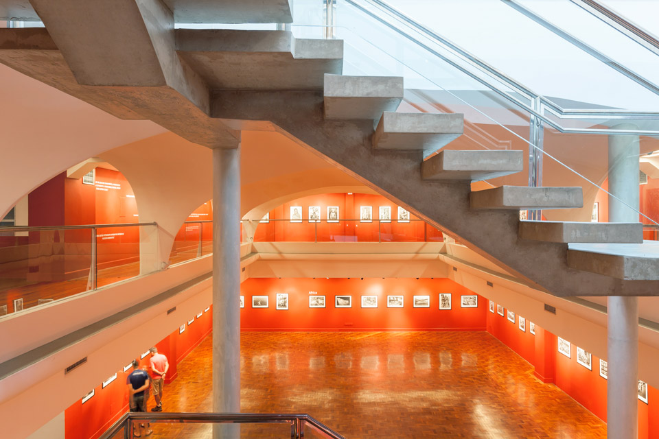 Museu Inimá de Paula - Belo Horizonte MG