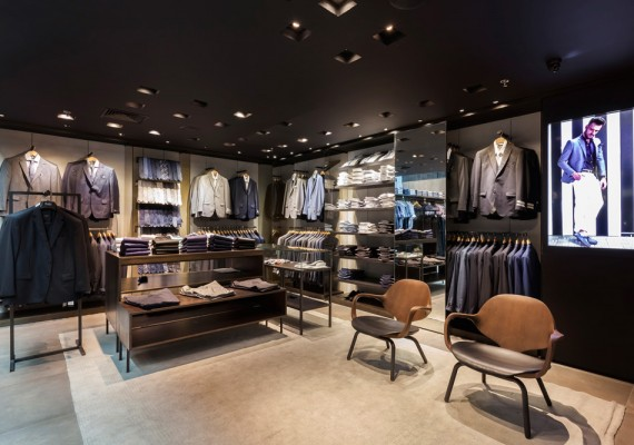 Loja Zak – Diamond Mall