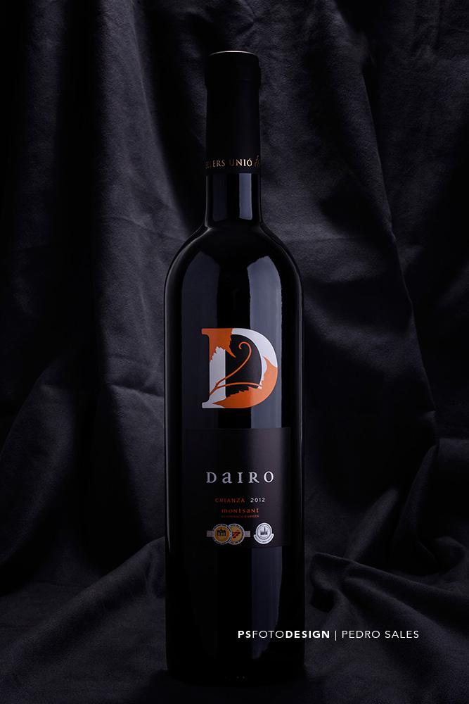 Serie Vinhos Noir - Fotografia PS Foto Design - Pedro Sales