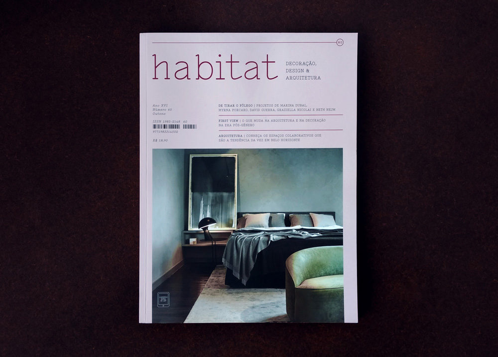 Revista Habitat #60 – Rota7 Barber Club