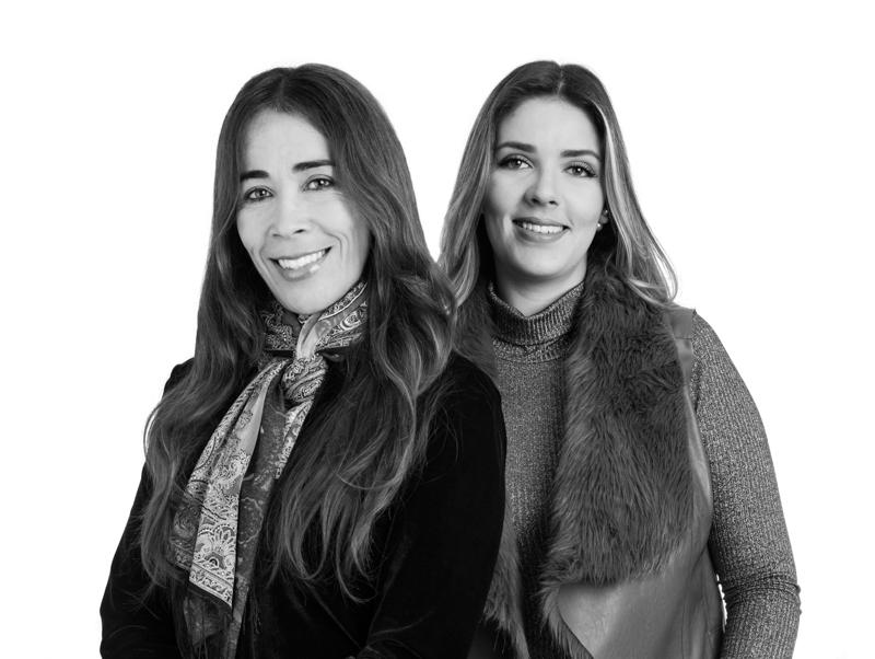 Adriana Melo e Ádria Lessa - Foto Pedro Sales   PS Foto Design