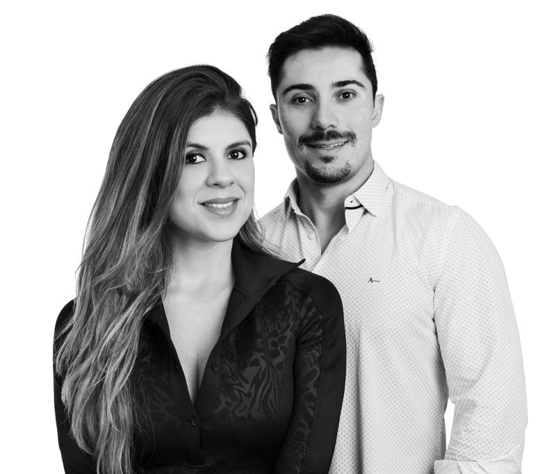 Cecília Ávila e Marco Túlio Candian - Foto Pedro Sales   PS Foto Design