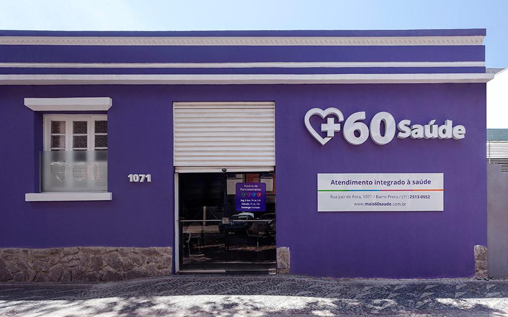 Clínica Mais 60 Saúde - Foto: Pedro Sales