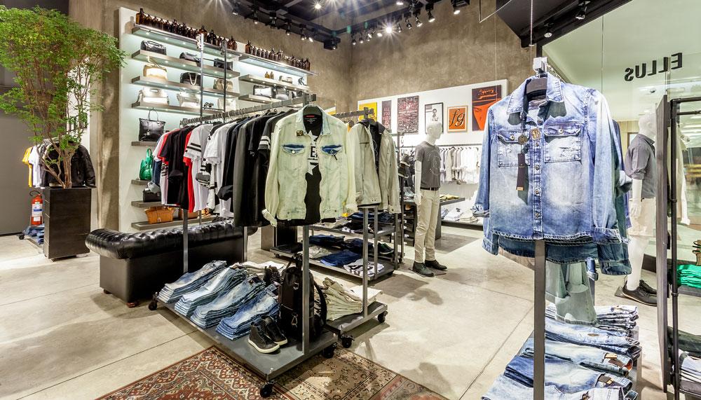 Loja Ellus - BH Shopping
