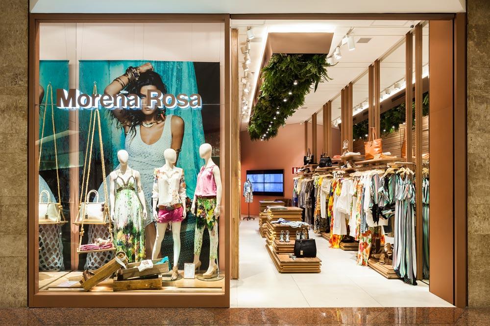 Loja Morena Rosa - BH Shopping