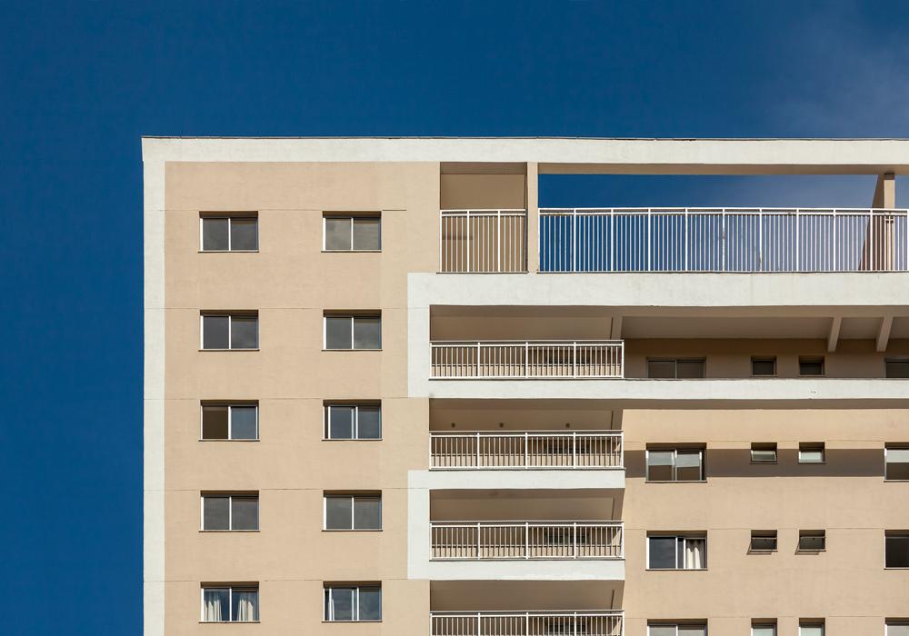 Fotografia de Arquitetura - Edifício Mirante do Vilarinho - Sito Arquitetura - Fotografia Pedro Sales