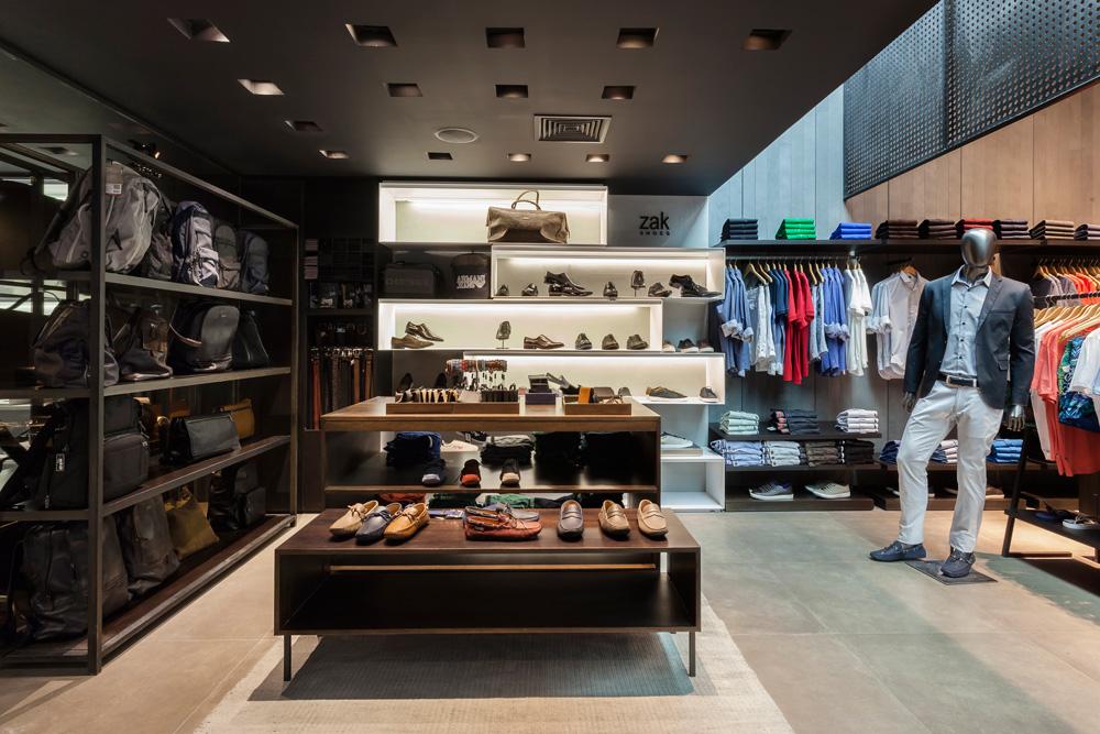 Fotografia de Arquitetura - Loja Zak Diamond Mall - Foto - Pedro Sales - PS Foto Design