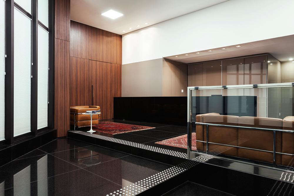 Sede Escritório de Advocacia - Fotografia de arquitetura Pedro Sales - PS Foto Design