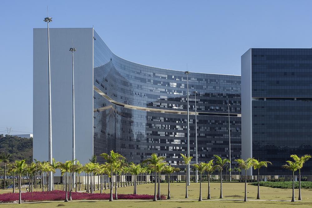 Cidade Administrativa MG - Foto Pedro Sales | PS Foto Design