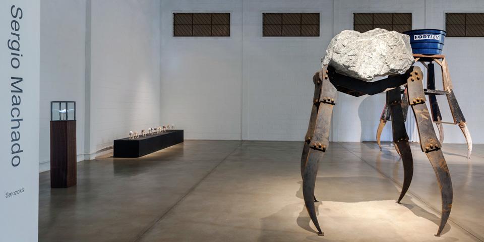 Exposição Selozoks de Sérgio Machado na Lemos de Sá Galeria - Fotos: Pedro Sales | PS Foto Design