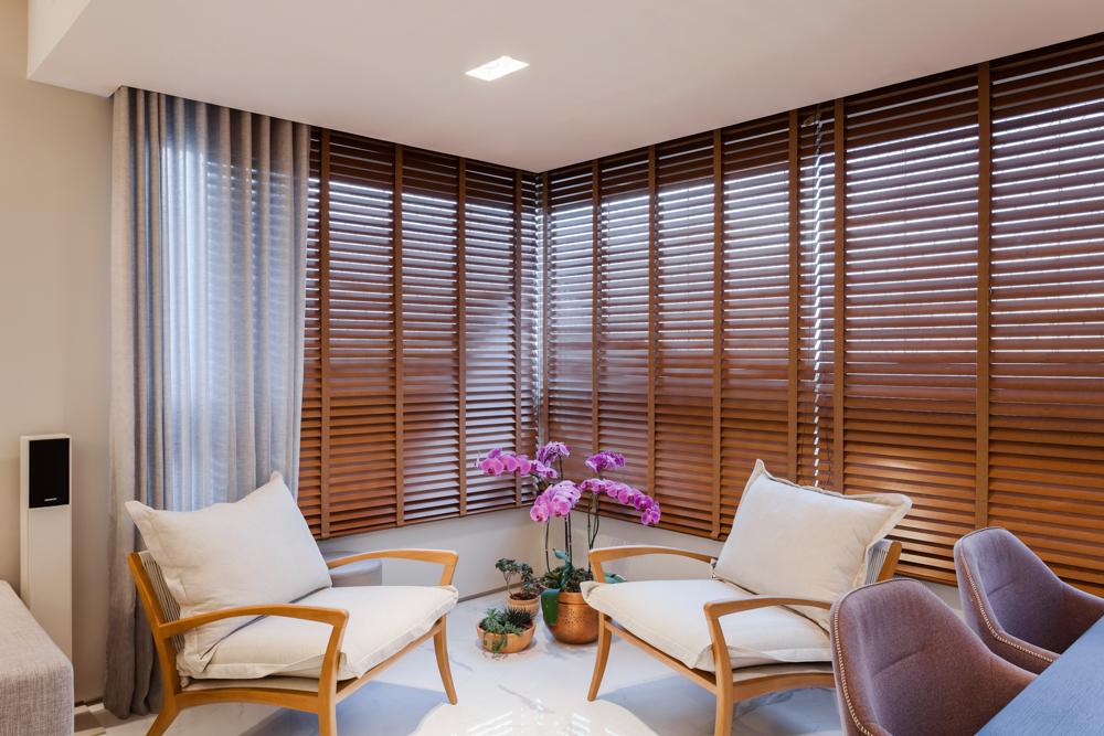detalhe de ambiente do apartamento - Foto Pedro Sales - PS Foto Design