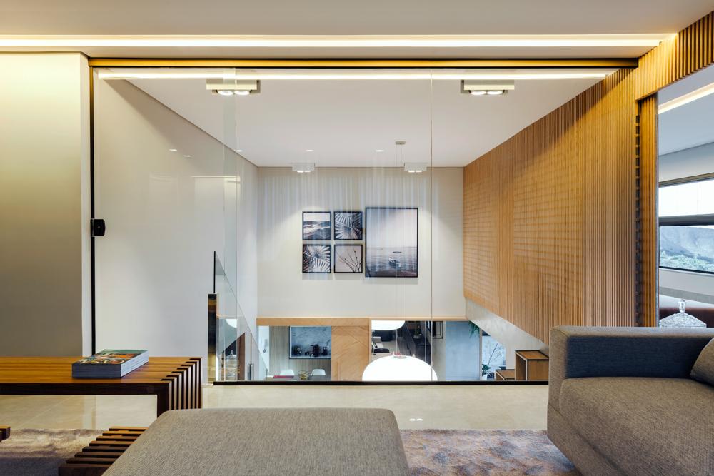 Fotografia de arquitetura de apto Vale do Sereno, para a RT Arquitetura - Foto Pedro Sales - PS Foto Design