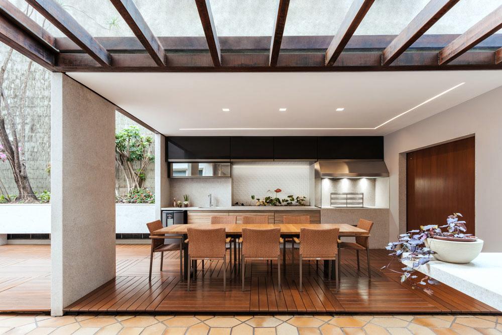 Espaço Gourmet de Apartamento na Serra, Belo Horizonte MG - Fotos Pedro Sales - PS Foto Design