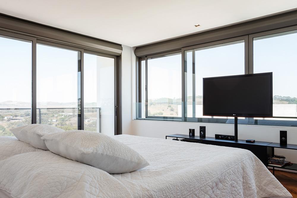 Suite residência São João Del Rei - Foto: Pedro Sales - PS Foto Design