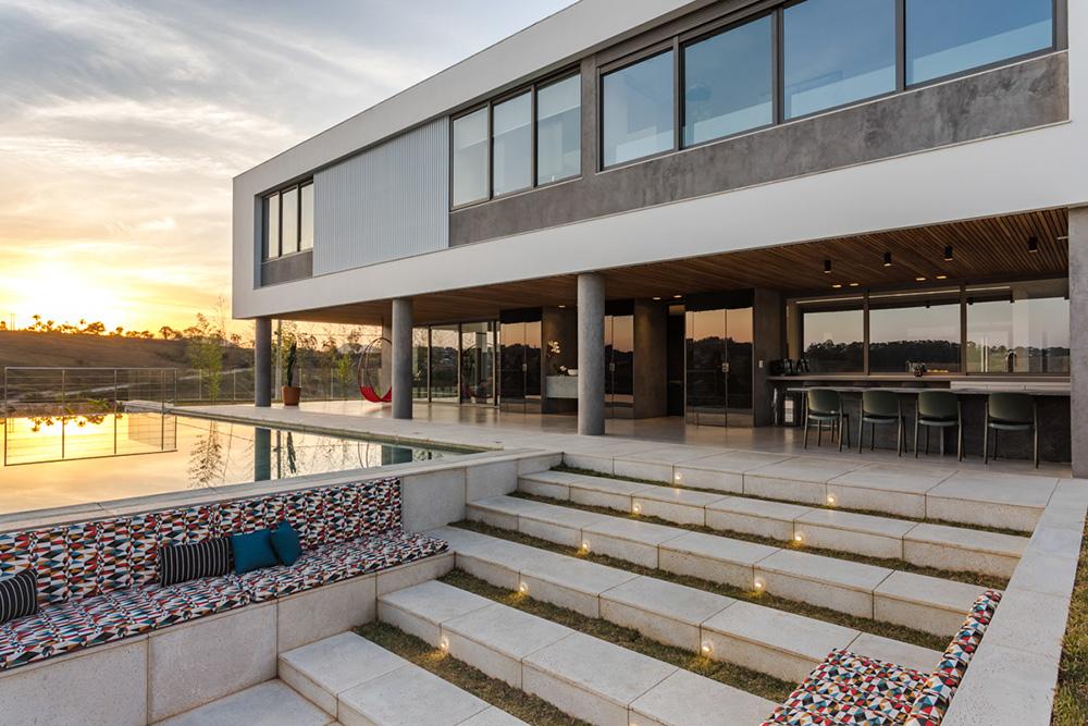 Residência em São João Del Rei - Foto Pedro Sales - PS Foto Design